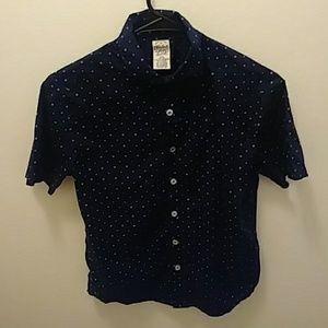 Burton up shirt